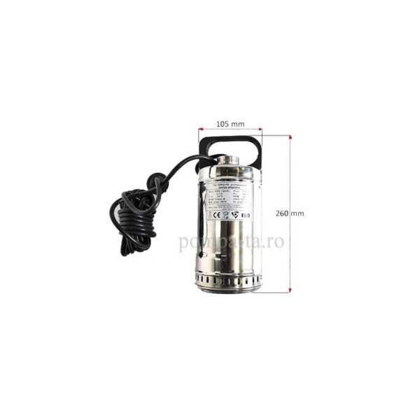 Pompă submersibilă SWQ 180