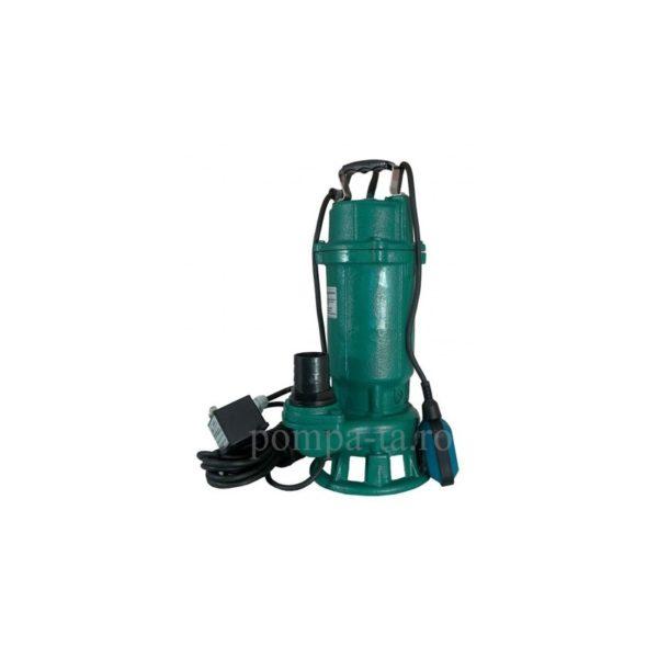 Pompă submersibilă cu tocător Furiatka 1500