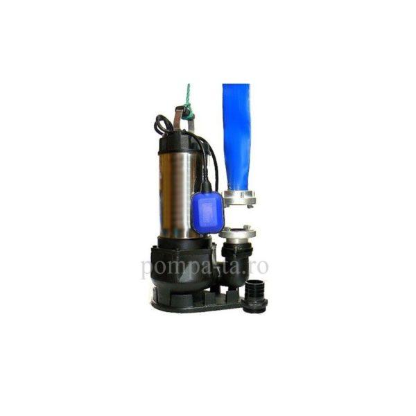 Pompă submersibilă cu tocător WQ 1500 PROFESSIONAL
