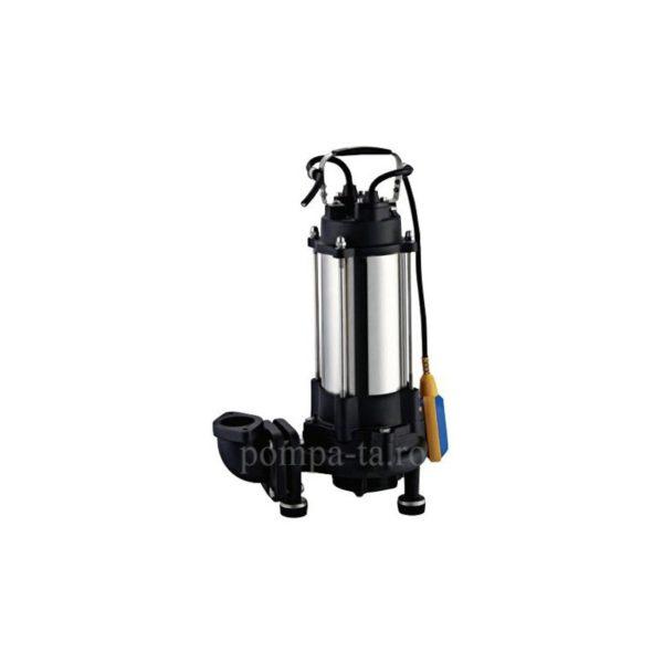 Pompă submersibilă cu tocător KRAKEN 1800