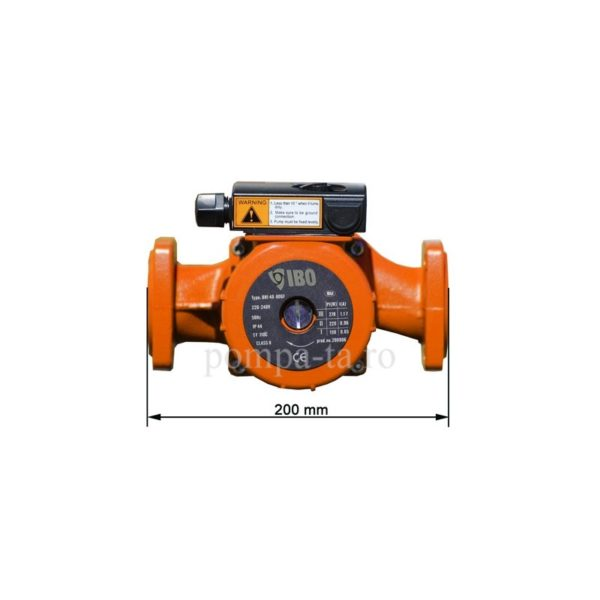 Pompă de recirculare OHI 40-80/200