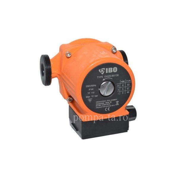 Pompă de recirculare OHI 25-60/130