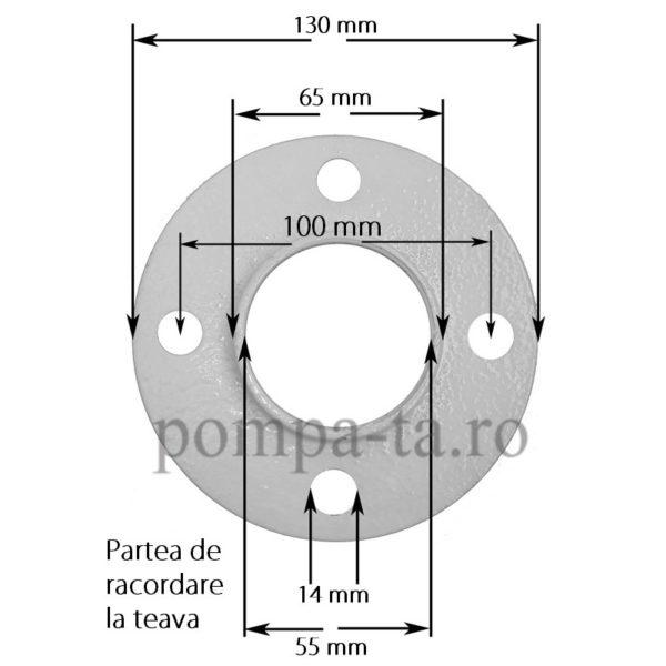 Pompă de recirculare OHI 50-170/250