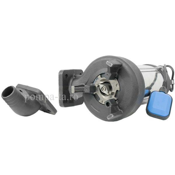 Pompă submersibilă cu tocător KRAKEN 1800DF