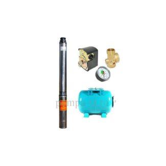 Hidrofor 4SDm 3-14 + 100L