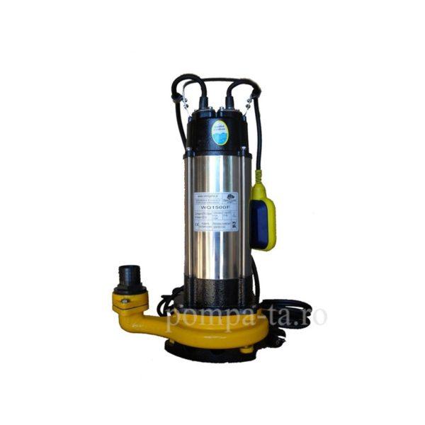 Pompă submersibilă WQ 1500F